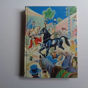 Classic Book Black Beauty Vintage 1973 Anna Sewell